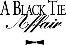 A Black Tie Affair